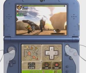 New 3DS MonHun 4G