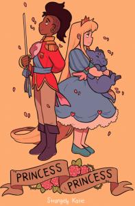 Princess_Princess_StrangelyKatie_Cover
