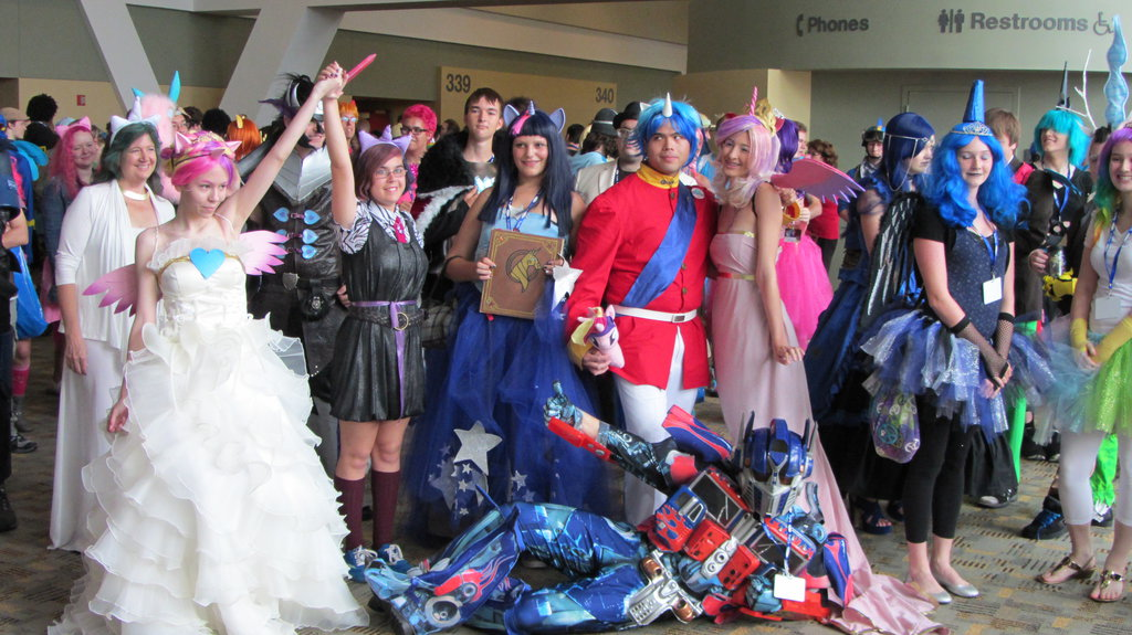 Brony Con 2014 Convention Reaction Moar Powah