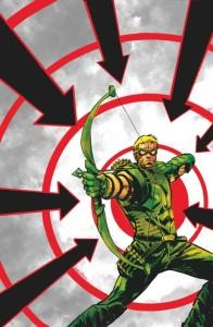 green arrow #35 cover