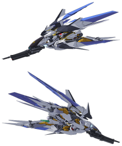 Ange's paramail in flight mode