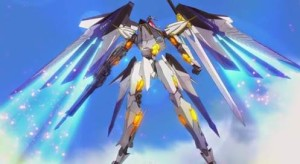 Ange's paramail in robot form... Looks familiar, don't you think?