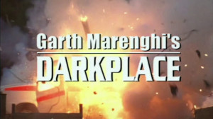 Garth Marenghi's Darkplace Title