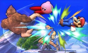 Smash 4 4 way free for all