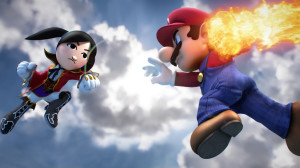Smash 4 Nintendo vs AKB48