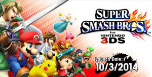 Smash 4 launch poster
