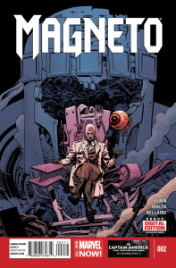 magneto #2 cover