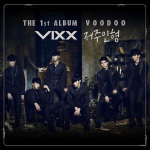 vixx voodoo cover