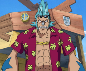 Franky One Piece
