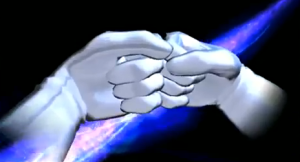 SSB4 Master Hand and Crazy Hand