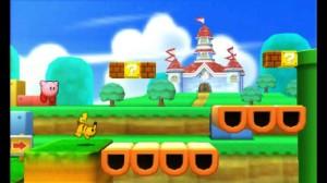 SSB4 New Super Mario Bros stage