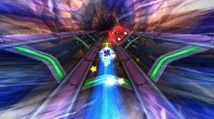 Sonic Boom 3DS mach speed