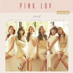 apink pink luv cover