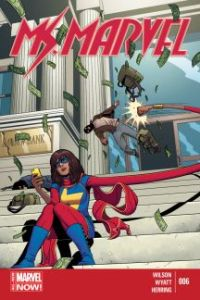 There's no denying the broad-base appeal  and success of the amazing new Ms. Marvel series.