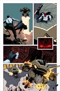 Bloodshot The Valiant #1