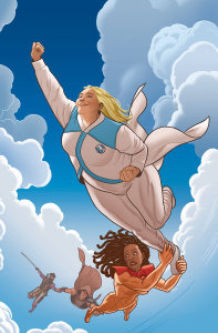 Harbinger Faith #0 cover