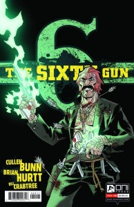 The Sixth Gun #40 cover