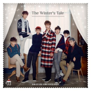 btob winter's tale cover