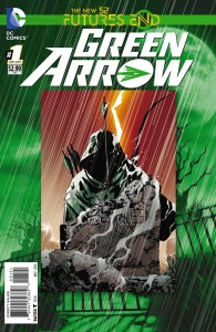 green arrow futures end