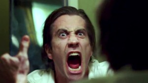To get this emotion out of Gyllenhaal, the director brought up The Day After Tomorrow