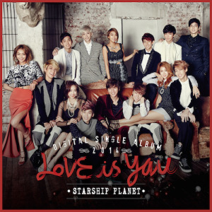 starship planet love is you cover