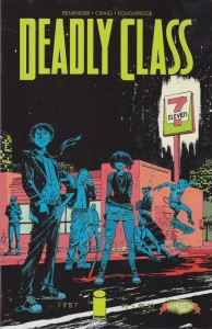 Deadly Class #1 variant