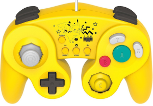 Hori Battle Pad Pikachu