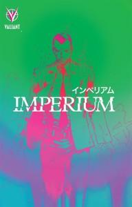 Imperium #1 by Trevor Hairsine
