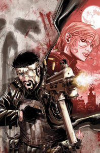 Punisher #13 cover