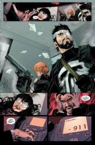 Punisher #15 things fall apart
