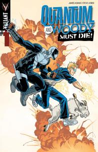Quantum & Woody Must Die #1