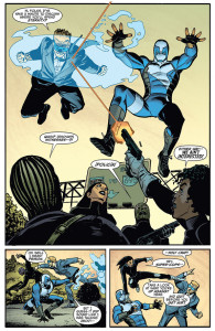 Quantum & Woody Must Die #1 Domino Twins