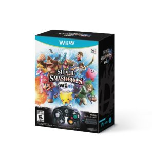 Smash Bros bundle box