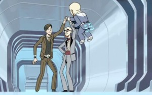 Venture Bros All This and Gargantua 2 Dean Rusty Jonas Jr