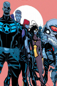secret avengers volume 1 cover
