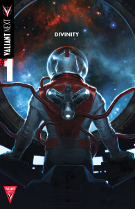 Divinity #1 Cover