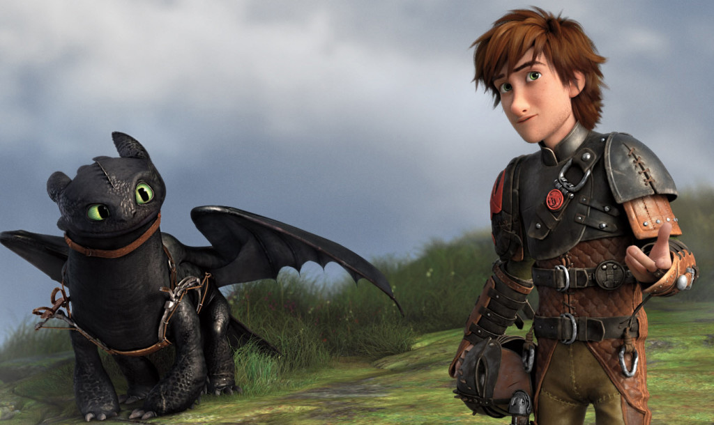 How to train your dragon 2 hiccup toothless