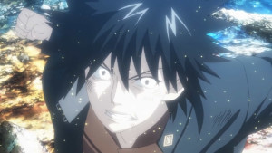 Index - Kamijou in battle