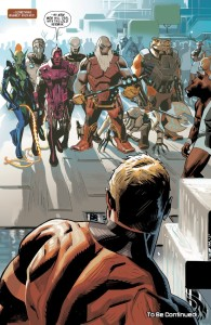 uncanny avengers 1-3