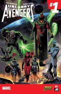 uncanny avengers 1-cover