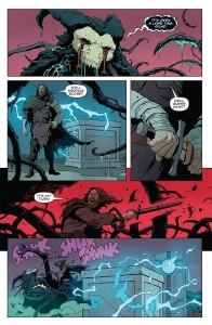 The Valiant #4 Gilad vs. Immortal Enemy
