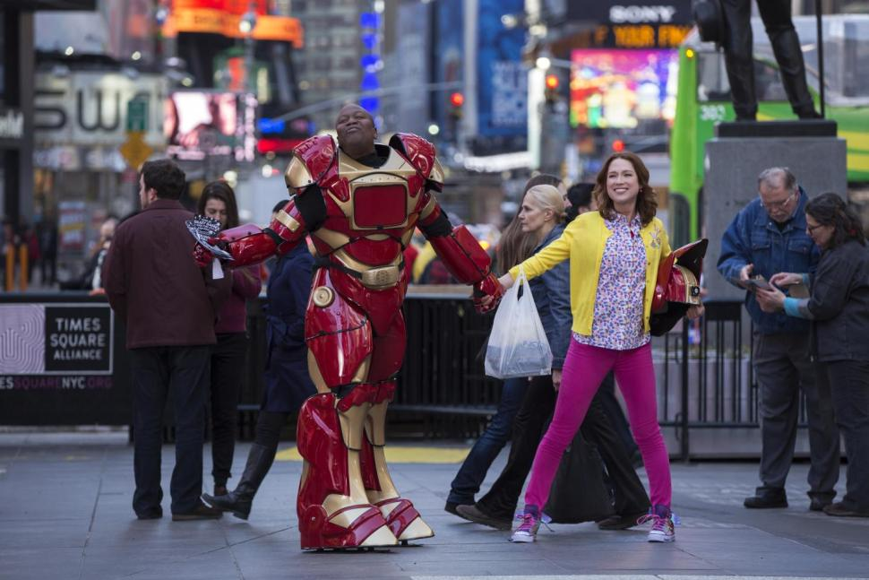 unbreakable kimmy schmidt times square
