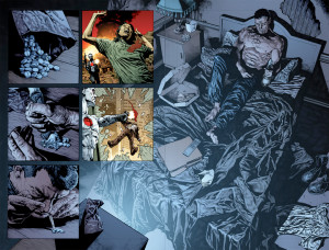 Bloodshot Reborn #1 interior