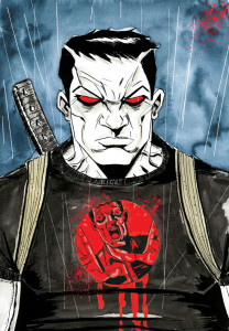 Bloodshot by Jeff Lemire