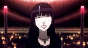 Death Parade - she smiles