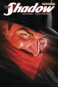 The Shadow #1 cover