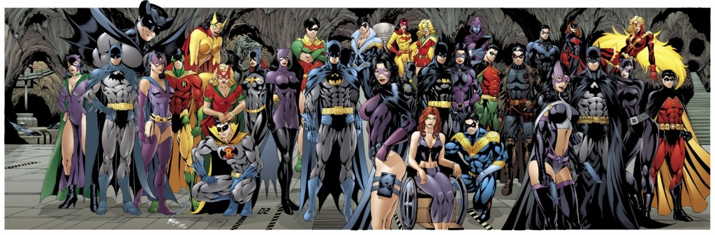 Batfamily Batman