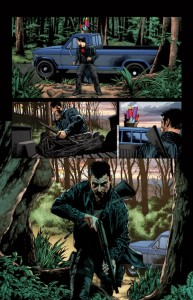 Bloodshot Reborn #2 Ray into the woods