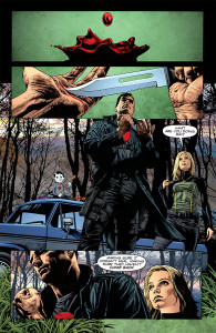 Bloodshot Reborn #2 interior