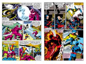 Dark Phoenix Saga battles